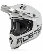 Acerbis Steel Carbon Helmet - 940g Grey