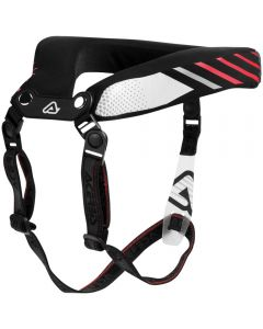 Acerbis 2.0 Black/Red Neck Brace
