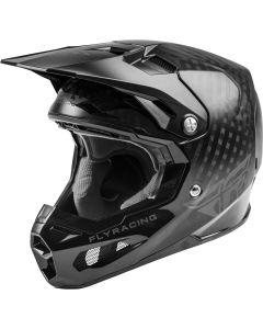 Fly Racing 2020 Formula Black Carbon Helmet