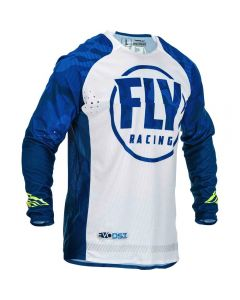 Fly Racing 2020 Evolution Blue/ White Jersey