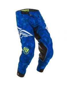 Fly Racing 2020 Evolution Blue/ White Pants