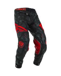 Fly Racing 2020 Evolution Red/ Black Pants