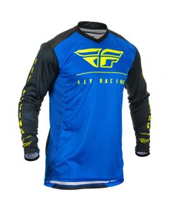 Fly Racing 2020 Lite Blue/ Black/ Hi-Vis Jersey