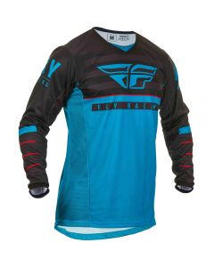 Fly Racing 2020 Kinetic K120 Blue/ Black/ Red Jersey