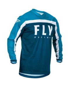 Fly Racing 2020 F-16 Navy/blue/white Jersey