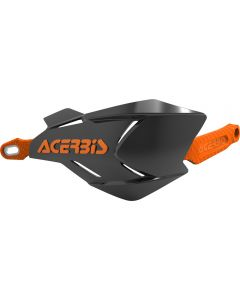 Acerbis X-Factory Black /Orange Hand Guards