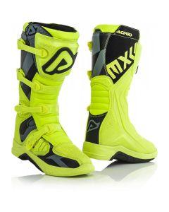 Acerbis X-Team Yellow/ Black Boots