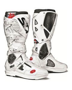 Sidi Crossfire 3 Srs White Boots