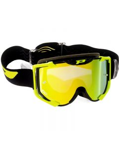 Progrip 3404 Menace Black/Yellow Goggles