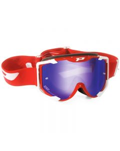 Progrip 3404 Menace Red/Blue Goggles