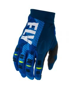 Fly Racing 2020 Evolution Blue/ White Gloves