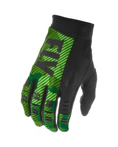 Fly Racing 2020 Evolution Green/ Black Gloves
