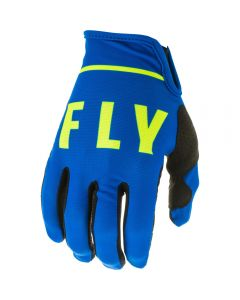 Fly Racing 2020 Lite Blue/ Black/ Hi-Vis Gloves