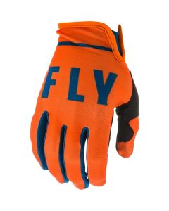 Fly Racing 2020 Lite Orange/ Navy Gloves