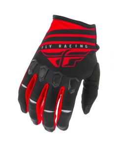 Fly Racing 2020 Kinetic K220 Red/ Black/ White Gloves