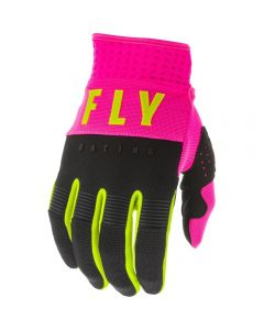 Fly Racing 2020 F-16 Neon Pink/ Black/ Hi-Vis Gloves