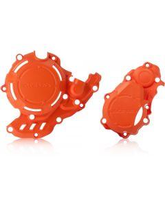 Acerbis X-power Kit SXF FC 250 350 16-20 Orange