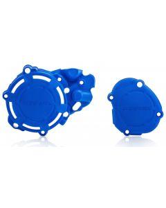 Acerbis X-power Kit Yamaha YZ125 05-20 Blue