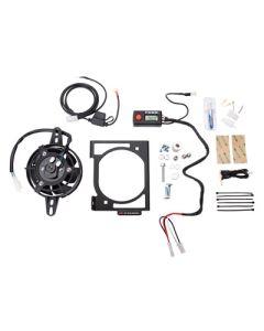 Tusk Digital Radiator Fan Kit - Honda CRF250R /RX 18-20