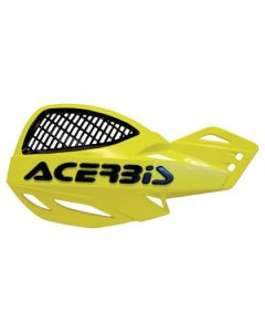 Acerbis Uniko Vented Handguards - Yellow