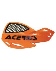 Acerbis Uniko Vented Handguards - Orange