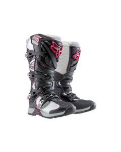 Fox - Womens Comp 5 Boots Black/Pink