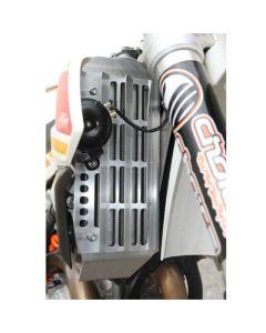 B&B Radiator Guards - KTM 450/500 EXC-F 17-19