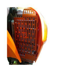 Force Radiator Guards - KTM 250+ (08-16) /Husaberg 250+ (11-14) /Husqvarna 250+ (14-16)