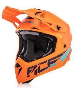 Acerbis Steel Carbon Helmet - 940g Orange