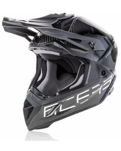 Acerbis Steel Carbon Helmet - 940g Silver