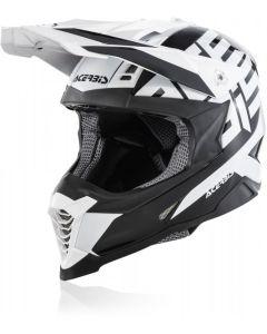 Acerbis Helmet X-Racer VTR Black White