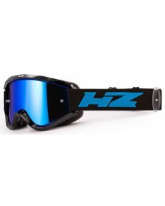 HZ Goggles Element 18 Black Blue