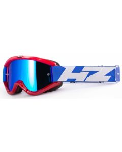 HZ Goggles Gemini Red Blue