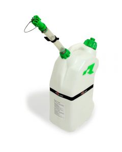 Racetech 15L Green Quick Fill Fuel Can