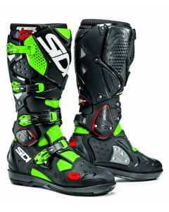 SIDI Crossfire 2 SRS 2016 Green/Black Boots