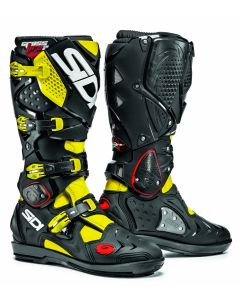 SIDI Crossfire 2 SRS 2016 Yellow/Black Boots
