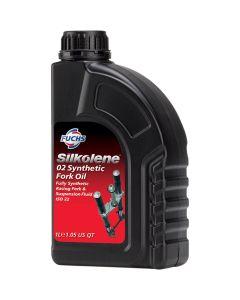 Silkolene 1L 02 5w Synthetic Fork Oil