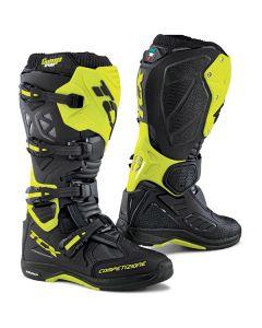 TCX 2017 Comp Evo Michelin Black/ Yellow Boots