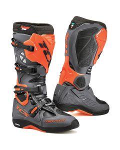 TCX 2017 Comp Evo Michelin Dark Grey/ Orange Boots