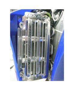 B&B Radiator Guards - Yamaha WR250F 07-14 YZ450F 06-09