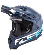 Acerbis Steel Carbon Helmet - 940g Blue
