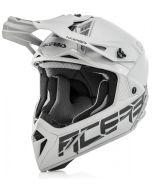 Acerbis Steel Carbon Helmet - 940g Grey