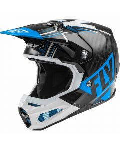 Fly Racing 2020 Formula Vector Blue/ White/ Black Helmet