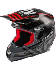 Fly Racing 2020 F-2 Granite Mips Red/ Black/ White Helmet