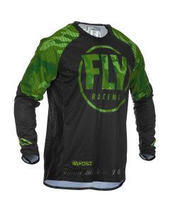 Fly Racing 2020 Evolution Green/ Black Jersey