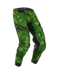 Fly Racing 2020 Evolution Green/ Black Pants