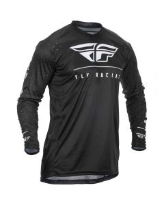 Fly Racing 2020 Lite Black/ White Jersey