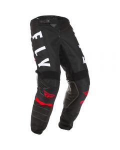 Fly Racing 2020 Kinetic K120 Black/ White/ Red Pants