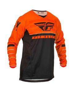 Fly Racing 2020 Kinetic K120 Orange/ Black/ White Jersey