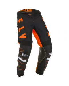 Fly Racing 2020 Kinetic K120 Orange/ Black/ White Pants